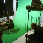 "\""Speed Around I\"" Video Shooting"